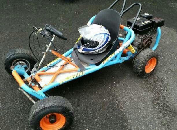 Go Kart, Drift II Off-Road Go-Kart