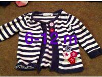 Girls Clothes Bundle 9 items