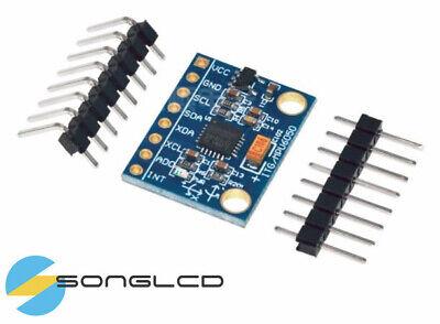1pcs Gy521 Mpu-6050 6dof 3 Axis Gyroscopeaccelerometer Module For Arduino Diy
