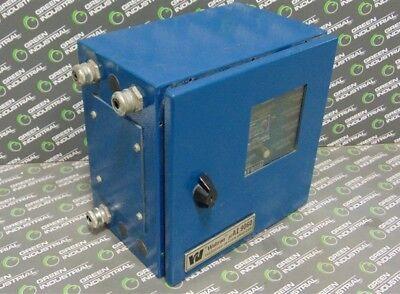Used Waltron Ai 9060 Dissolved Oxygen Analyzer Controller Uai 9060