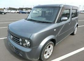 Nissan Cube Cubic Feb 2006 1.5 7 Seats HIGH GRADE (64,000 MILES) IN UK (SOLD)