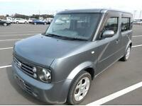 Nissan Cube Cubic Feb 2006 1.5 7 Seats HIGH GRADE (64,000 MILES) UK REGISTERED