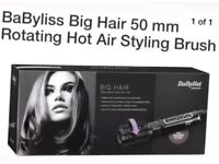 Bablyliss Rotating Hairbrush