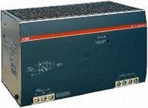 ABB 1SVR427016R0100 The CP-S 24/20.0 is a power supply from
