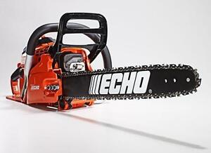 Up to 5 Years of Warranty and Chainsaws Starting From $249.95!
