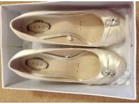 Bridal shoes Debenhams