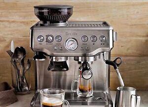 breville bes870xl barista express espresso machine sale