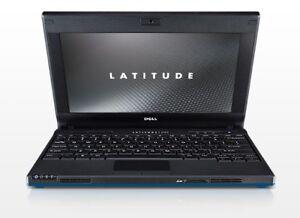 Laptop dell mini 160gb webcam hdmiI win 7  109$
