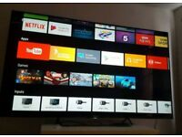 "65"" BRAVIA 3D SMART ANDROID LED TV"