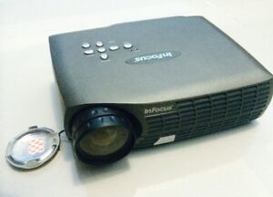 Portable digital projector. Brand new.