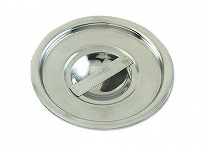 Browne-halco Cbmp1 Stainless Steel Bain Marie Pot Cover 5-inch