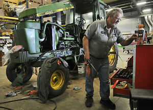 Agriculture and Construction Equipment Repair