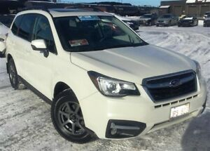 2018 Subaru FORESTER LIMITED WITH EYESIGHT Limited with Tech
