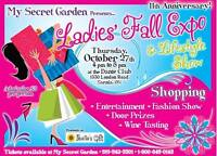 11th Annual Ladies Fall Expo