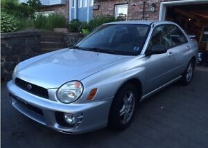 2002 Subaru Impreza for sale