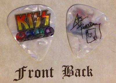 KISS - Ace Frehley band logo guitar pick  -W