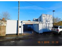 WAREHOUSE / UNIT- COMMERCIAL PREMISES WITH A SELF-CONTAINED YARD – LEASEHOLD. 78a LOWER DARTMOUTH ST