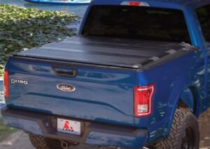 Leer Trilogy Hard Folding Tonneau 04-18 Ford F-150 6.5 Box