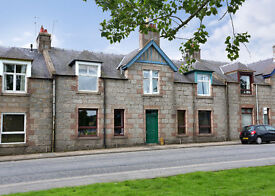 EXECUTIVE 2 Bedroomed Fully Furnished Flat to Rent in the Popular Market Town of Inverurie.