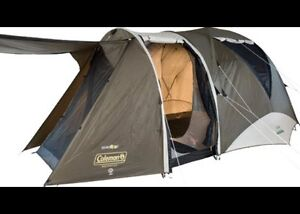 Coleman Bigfoot CV 4 person Dome Tent package Waterford West Logan Area Preview