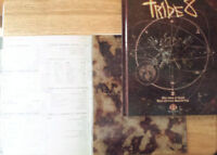 Tribe 8 Post Apocalyptic Role Playing Game RPG