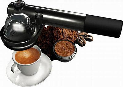 Handpresso Wild Hybrid Espresso Coffee Maker For Ground Coffee Or E.s.e.pods