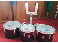 Premier Marching Tenor Drums