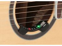 Korg RP-G1 Rimpitch Soundhole Acoustic Guitar Tuner