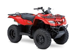2017 Suzuki King Quad 400