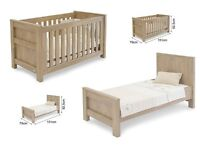 Babystyle Cotbed for sale - new condition!!
