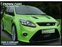 2010 Ford Focus 2.5 RS 3dr HATCHBACK Petrol Manual