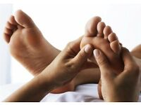 Free Reflexology treatments - clients needed for college case studies