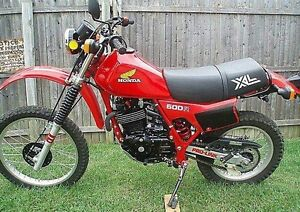 Looking for 80s Honda xl