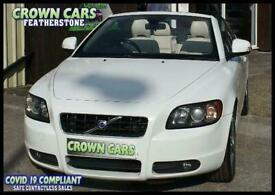 image for 2009 Volvo C70 2.0D S 2dr [158g/km] CONVERTIBLE Diesel Manual