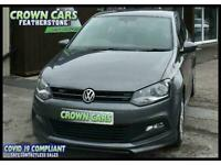 2014 Volkswagen Polo 1.2 TSI 105 R-Line 3dr HATCHBACK Petrol Manual