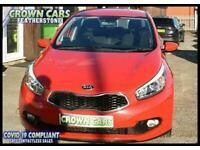 2014 Kia Ceed 1.4 VR7 5dr HATCHBACK Petrol Manual
