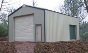 Metal Buildings, Workshops, Garages, Farm Buildings