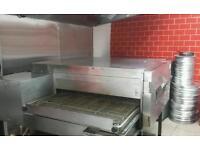 """Lincoln 32"""" pizza oven"""