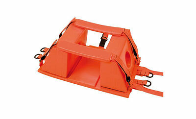 Reusable Head Immobilizer Cid Ambulance Emt Orangenew