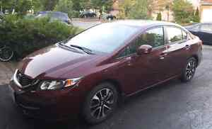 2013 Honda CIVIC EX | SUNROOF | HEATED SEATS