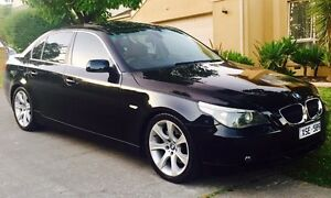 2004 BMW 530i E60 Steptronic, in A1 cond, ONLY $13,990 Airport West Moonee Valley Preview