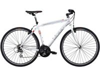 "FELT QX-60 hybrid sports bike, 19"" frame"