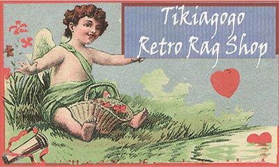 TIKIAGOGO'S RETRO RAG SHOP