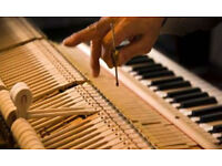 Piano tuner. Professional, friendly and reliable in South England