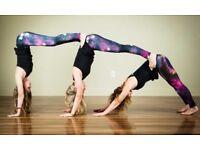 Secret Yoga - Practice Group