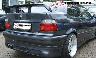 Heckspoiler für BMW E36 3er Spoiler Sport Doppelspoiler GRUNDIERT TUNING-PALACE