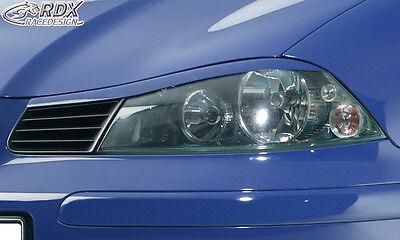 Böser Blick Scheinwerfer Blenden Tuning Set für Seat Ibiza 6J SB249
