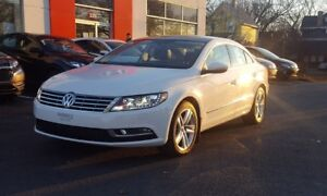 2014 Volkswagen CC Sportline Leather Interior, Low KM!