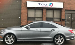 2014 Mercedes-Benz CLS550 - Guaranteed Financing - 4MATIC & more