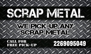 R & S Appliance and scrap metal removal